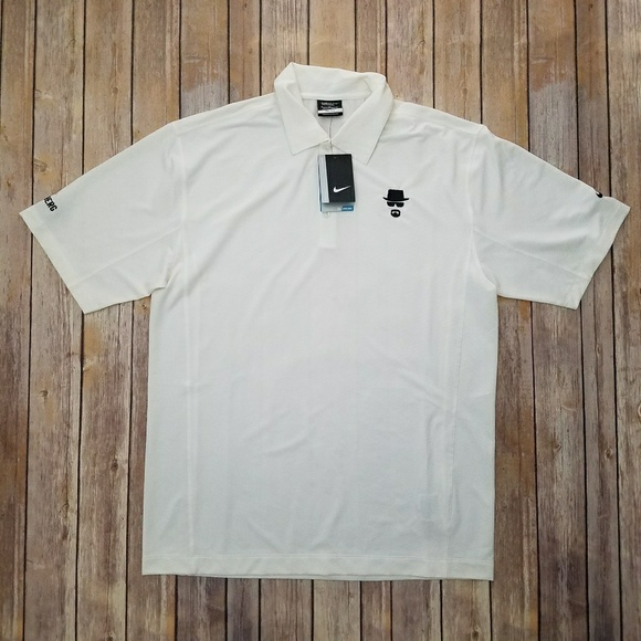 40f1d0b1 Nike Shirts | Breaking Bad Heisenberg Golf Shirt Rare | Poshmark